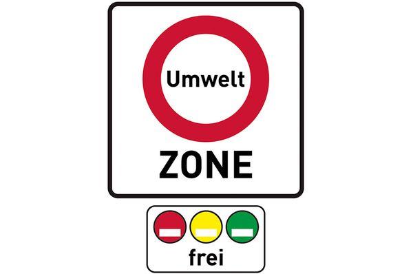 Umweltzone Leipzig Karte.Umweltzone Umweltzonen Plaketten Und Fahrverbote
