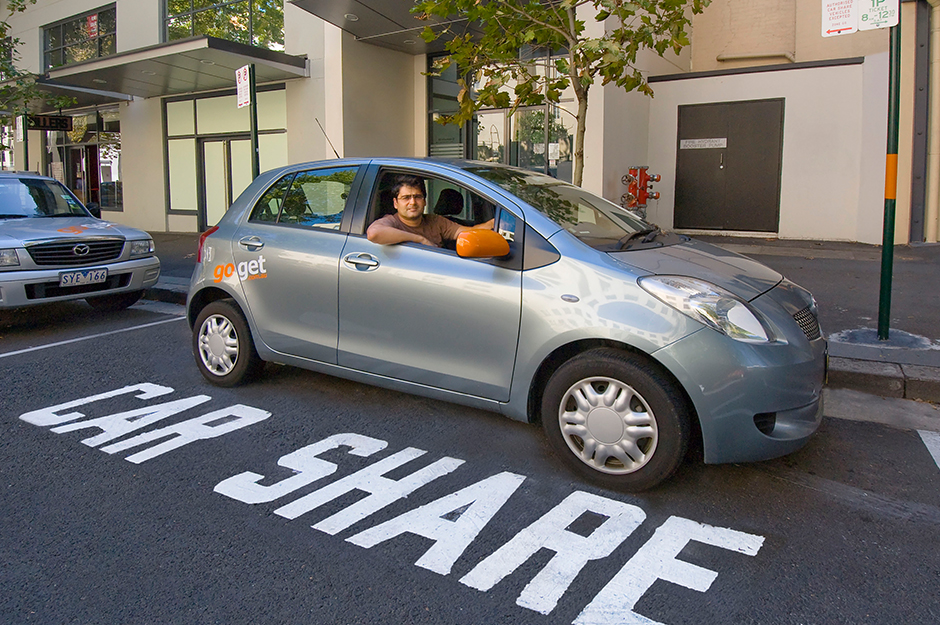 Racv Car Parking